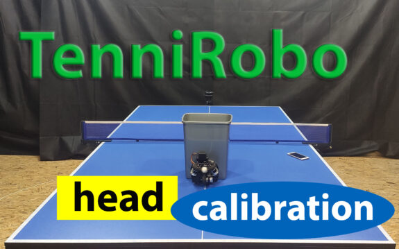 Head calibration photo